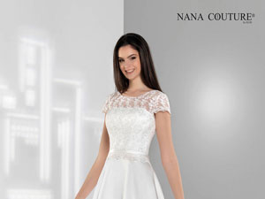Hochzeitskleider von NANA COUTURE