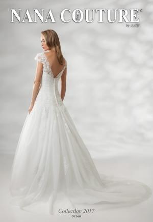 Brautmode von unserem Partner NANA COUTURE