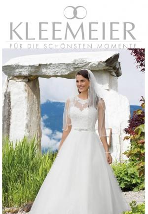 Brautmode von unserem Partner KLEEMEIER